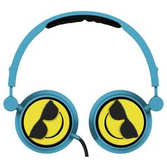 Emoji Over - Ear Kids Headphones - Sunglasses