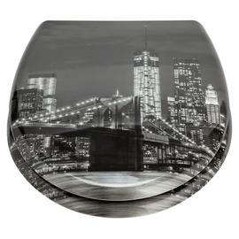 Argos Home New York City Skyline Toilet Seat