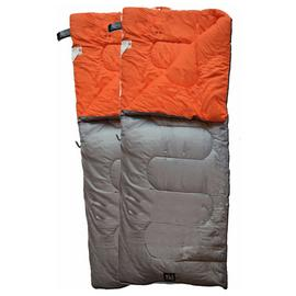 Olpro Double 300GSM Hush Plain Sleeping Bag