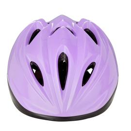 Challenge Kid's Bike Helmet - Purple