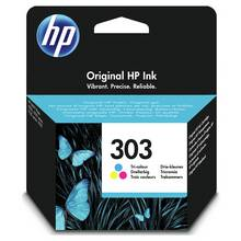 HP 303 Original Ink Cartridge - Colour