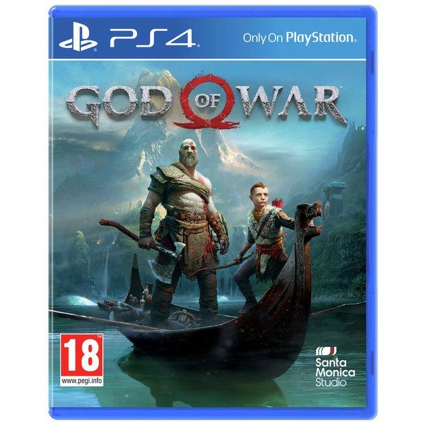 Ps4 Game Argos Buy Games War Of God