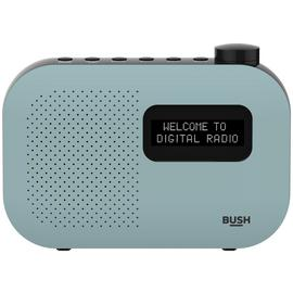 Bush Mono DAB Radio - Mint