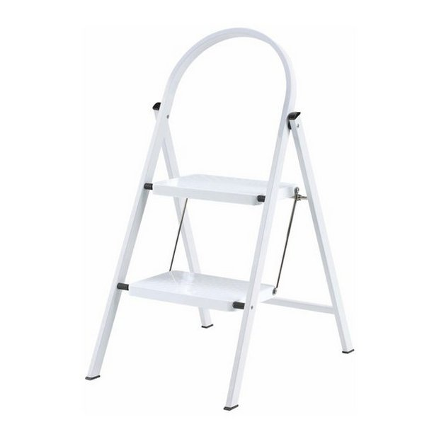 Buy Abru 2 Step Handy Stepstool 2 20m *SWH | Ladders and step stools | Argos