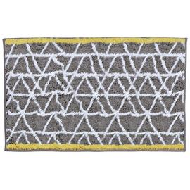 Argos Home Bath Mat - Geometric