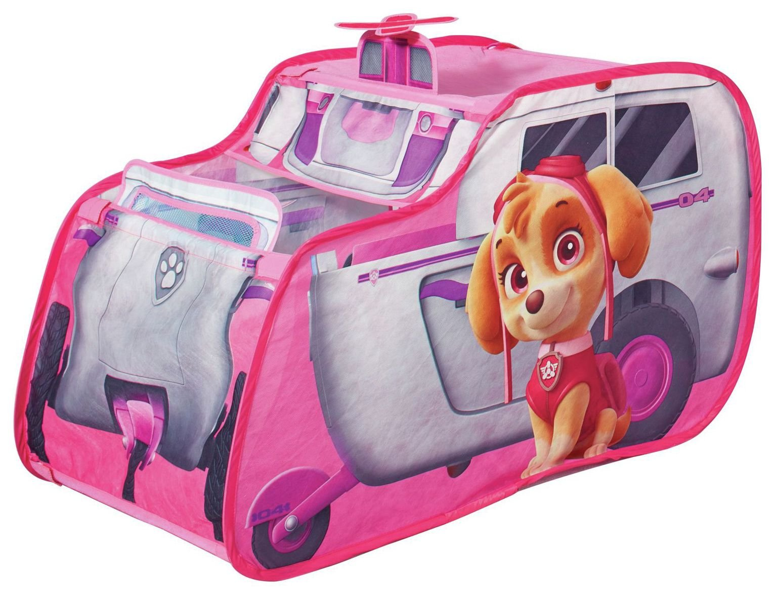 PAW Patrol Skyeu0027s Helicopter Pop Up Playtent  sc 1 st  Argos & Buy Pop Up Peppa Pigu0027s House Play Tent at Argos.co.uk - Your ...