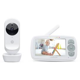 Motorola EASE34 Video 4.3 inch Baby Monitor