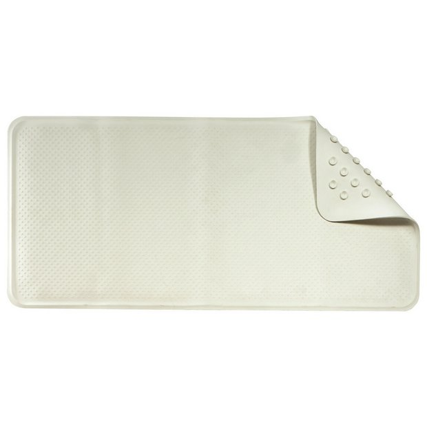 buy croydex anti bacterial rubber bath mat at. Black Bedroom Furniture Sets. Home Design Ideas