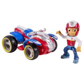 PAW Patrol Ryder's Rescue ATV Pup & Vehicle
