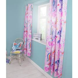 My Little Pony Curtains - 168 x 137cm