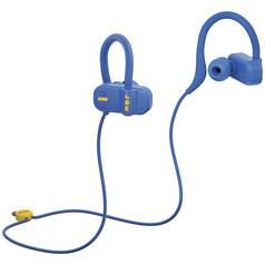 Jam Live Fast In - Ear Bluetooth Headphones - Blue