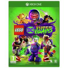 Lego DC Supervillains Xbox One Game