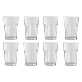 Argos Home Set of 8 Soda Glasses
