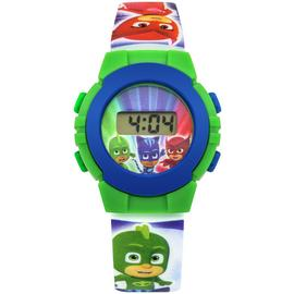 PJ Masks Digital Plastic Strap Watch