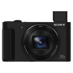Sony Cybershot HX90 18MP 30x Zoom Compact Camera - Black