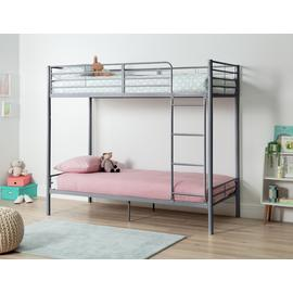 Argos Home Willen Silver Bunk Bed