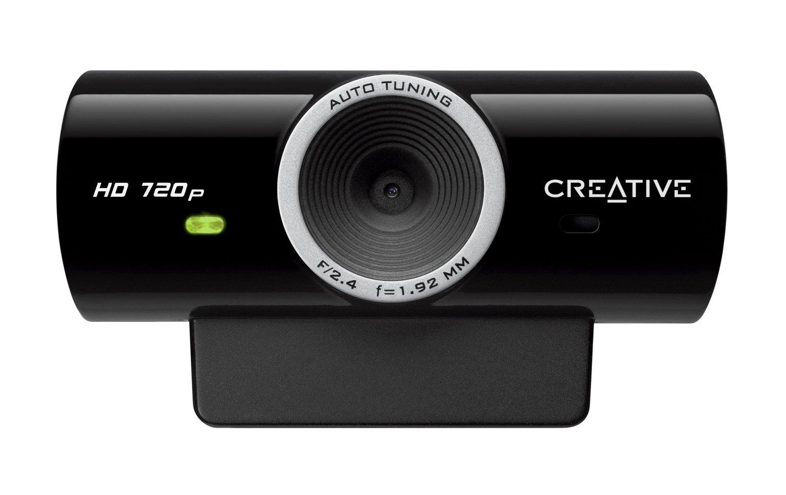 Creative webcam go