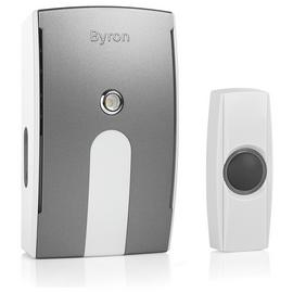 Byron BY514 125m Wireless Plug In Doorbell