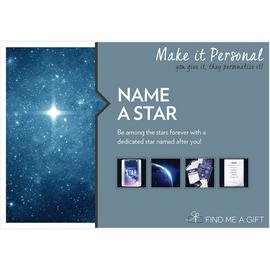 Name A Star Gift