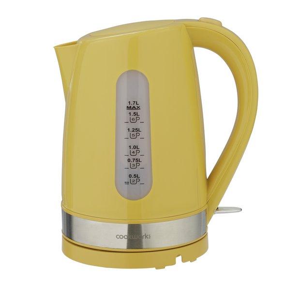 Buy Cookworks Illuminated Kettle