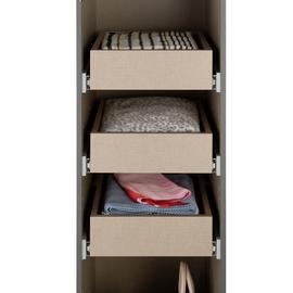 Habitat Munich Single Internal Drawer - 3 Pack