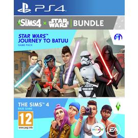 The Sims 4 Star Wars Bundle PS4 Game