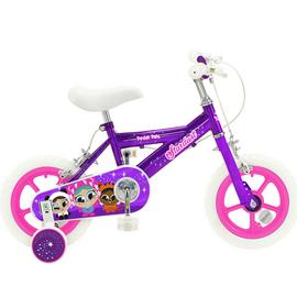 Pedal Pals 12 Inch Wheel Size Stardust Kid's Bike