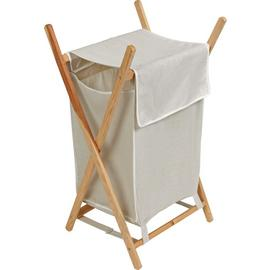 Argos Home 40 Litres Pine Laundry Basket - Natural