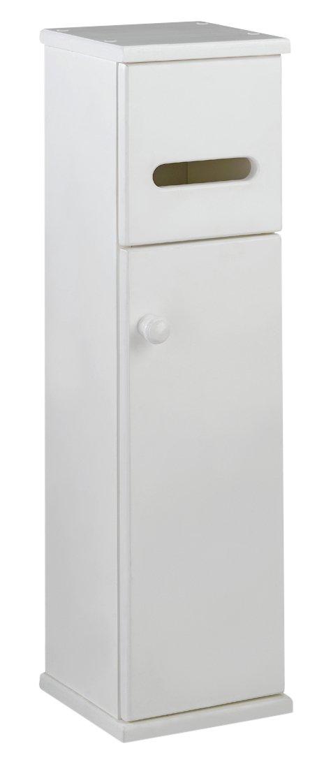 Wonderful HOME Bathroom Tidy Storage Cupboard   White