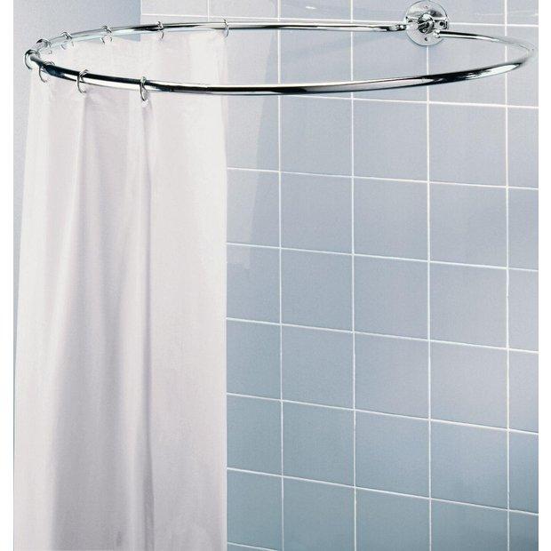Argos Home Circular Shower Rail