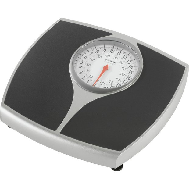 Buy Salter Mechanical Scale Clear View Bathroom Scales Argos