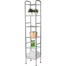 Argos Home 6 Tier Wire Shelf Unit