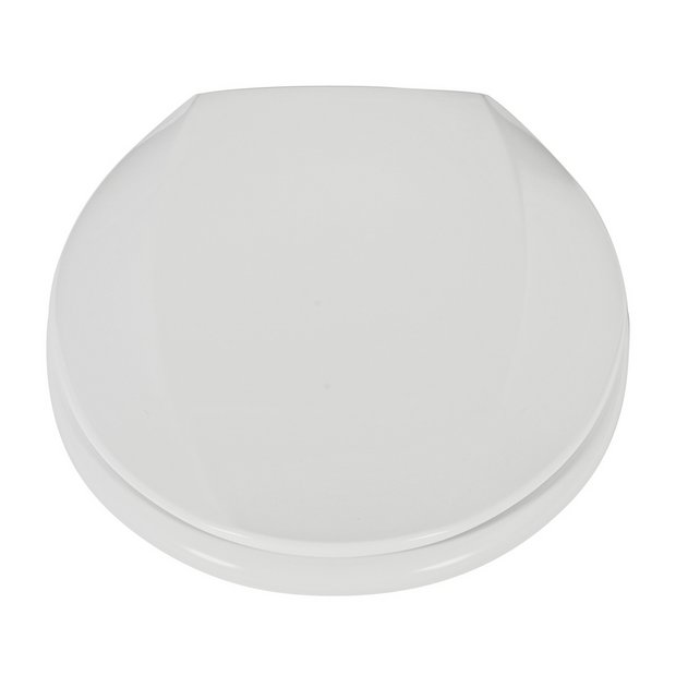 Outstanding Buy Argos Home Antibacterial Slow Close Toilet Seat White Toilet Seats Argos Gmtry Best Dining Table And Chair Ideas Images Gmtryco