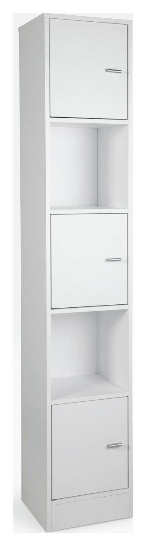 Tall Bathroom Storage Cabinets Uk bathroom furniture | bathroom storage & vanity units | argos