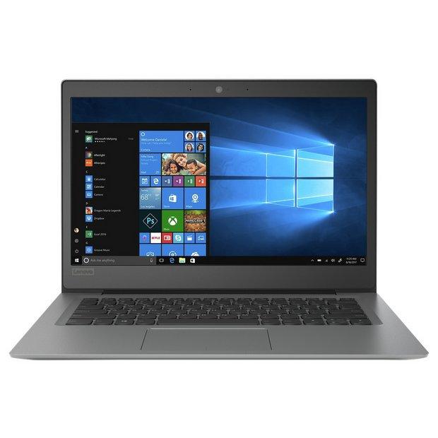 Buy Lenovo IdeaPad 120S 14 Inch Pentium 4GB 128GB Laptop - Grey | Laptops  and netbooks | Argos