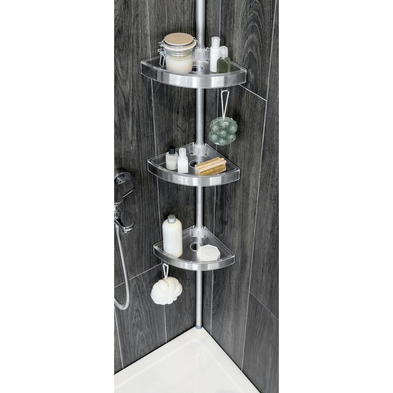 Buy HOME Floor To Ceiling Corner Shelf At Argos.co.uk