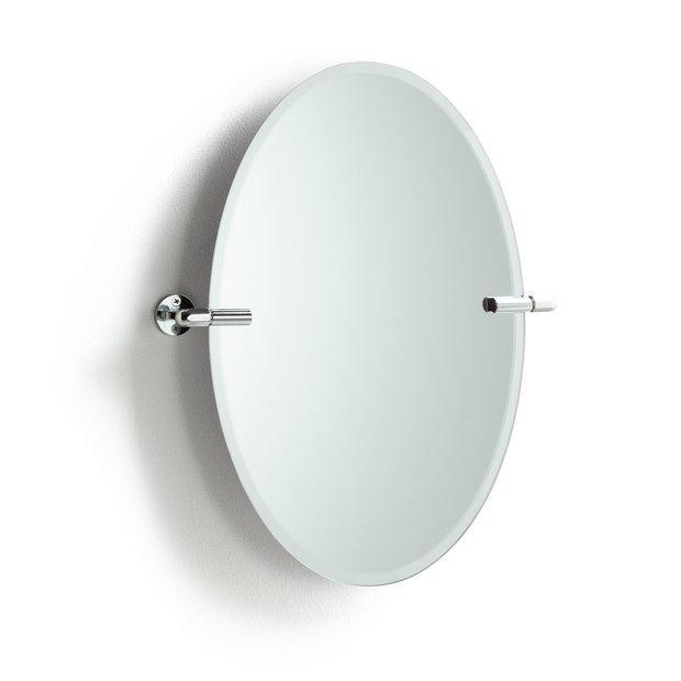 official photos 6841b f99a8 Buy Argos Home Oval Tilting Bevelled Bathroom Mirror | Mirrors | Argos