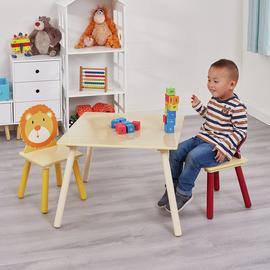 Liberty House Jungle Kids Table & 2 Chairs