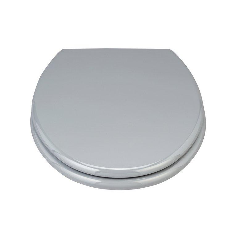 Light Grey Toilet Seat Home Design Plan