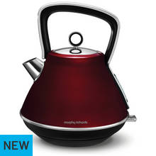 Morphy Richards Evoke 100108 Jug Kettle - Red