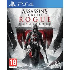 Assassins Creed Rogue HD PS4 Game