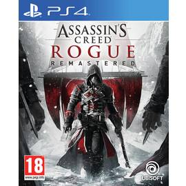 Assassin's Creed Rogue Remastered (PS4) Best Price and Cheapest