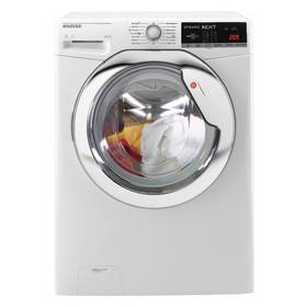 Hoover WDXOA4106HC 10KG / 6KG 1400 Spin Washer Dryer - White