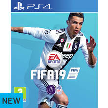 FIFA 2019 PS4 Game