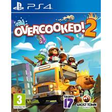 Overcooked 2 PS4 Game