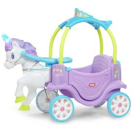 Little Tikes Unicorn Carriage Playset