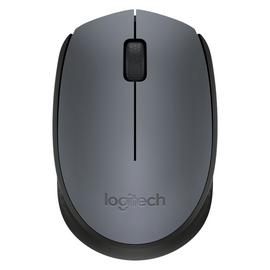 Logitech M170 Wireless Mouse - Grey