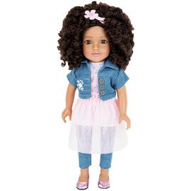 Chad Valley Designafriend Layla Doll - 18inch/45cm
