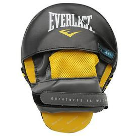Everelast Curved Mantis Hook and Jab Mitt - Grey and Black