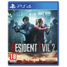 Resident Evil 2 Remake PS4 Pre-Order Game